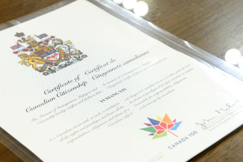 Changes in the rules for obtaining Canadian citizenship are approved on service dog certificate, canadian death certificate, canadian certificate of identity, tax exemption certificate, military retirement certificate, canadian adoption certificate, canadian driver's license, canadian health certificate, canadian marriage certificate, canadian divorce certificate, canadian diamond certificate, canadian history, microsoft certification certificate, common stock certificate, canadian birth certificate, art contest certificate,