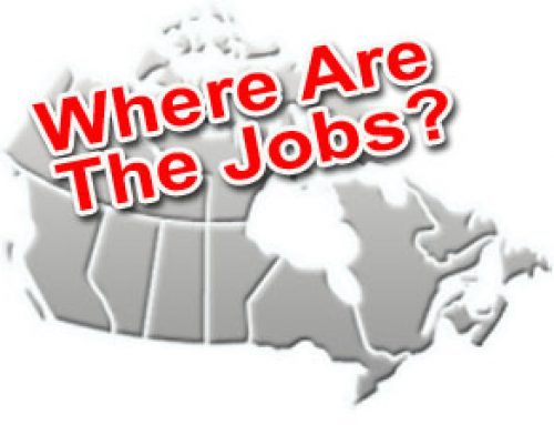 How to look for a job in Canada?