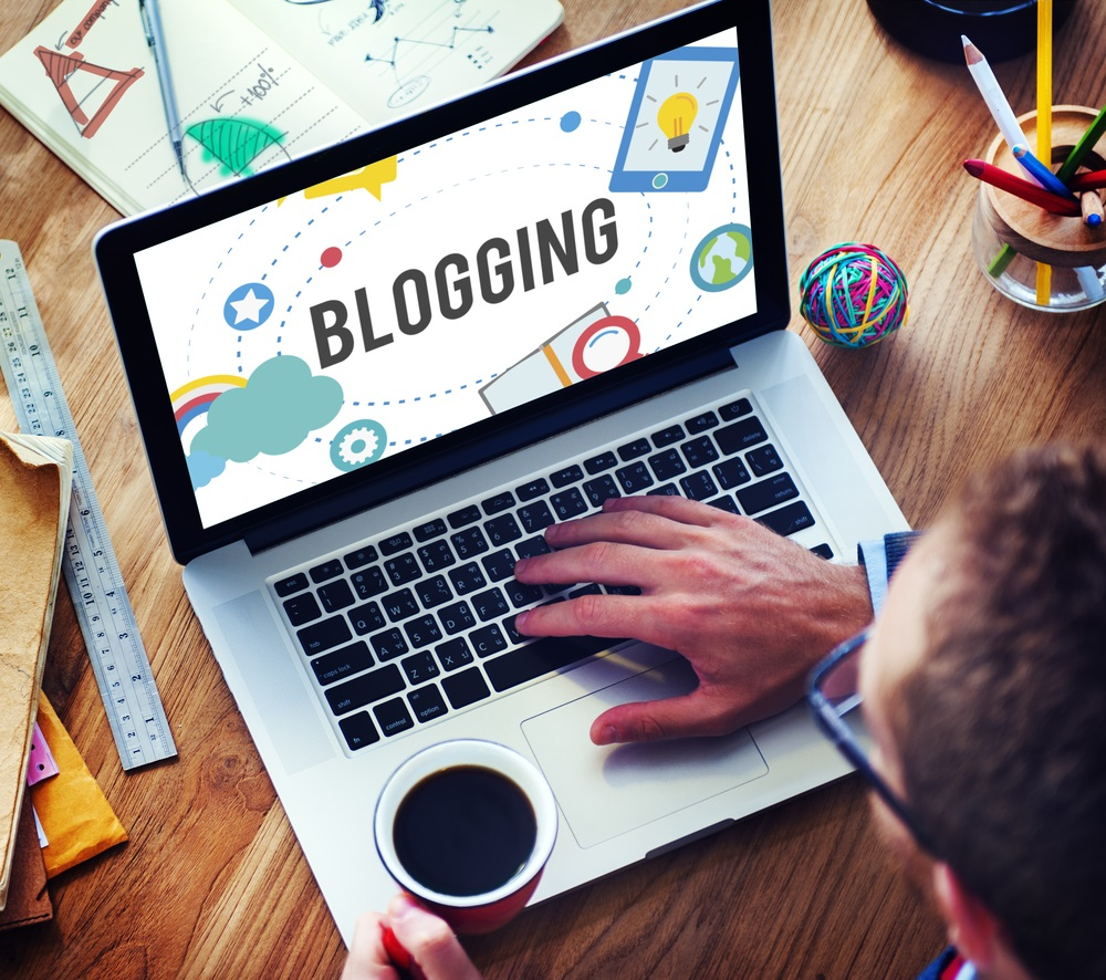 Start Online Blogging Business