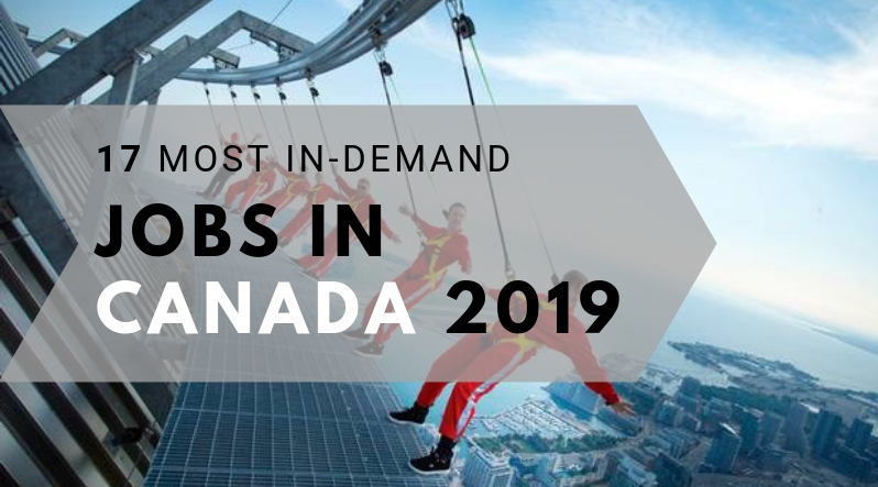 In-Demand Jobs in Canada 2019
