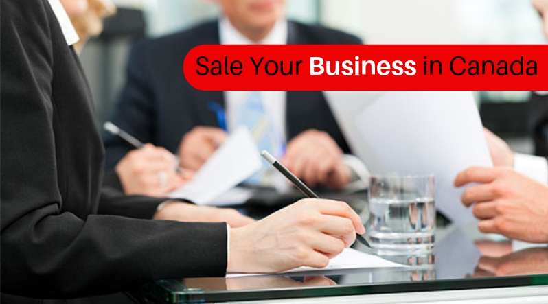 Sale Your business in Canada