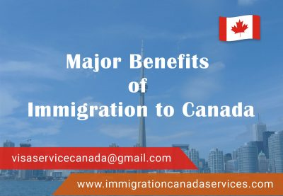 Benefits of Immigration to Canada