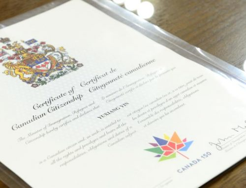 Changes in the rules for obtaining Canadian citizenship are approved by the Senate