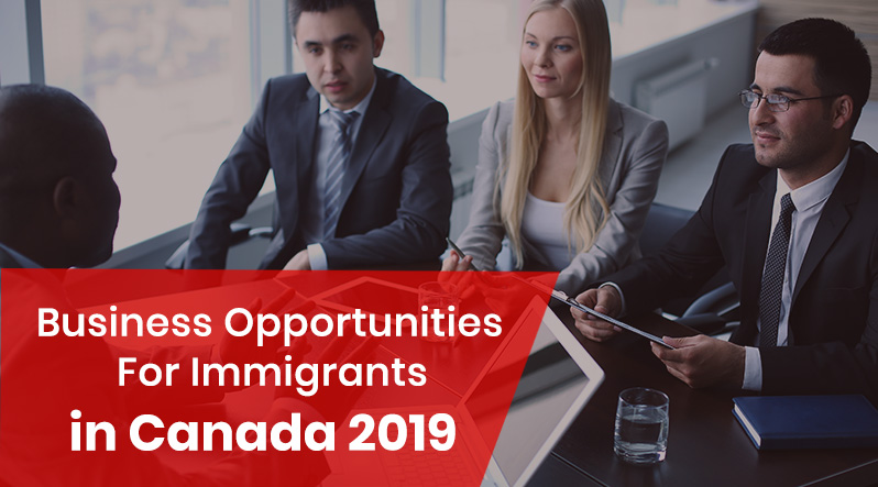 Business Opportunities in Canada - ICS