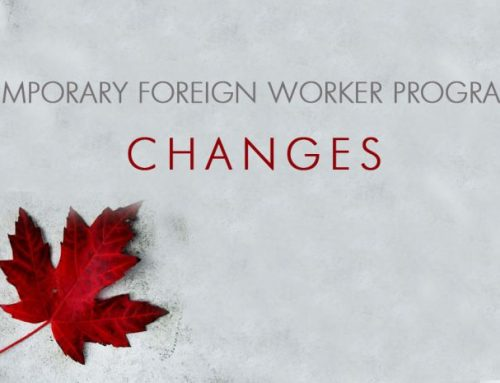 Canada accelerates the processing of temporary foreign workers' applications.